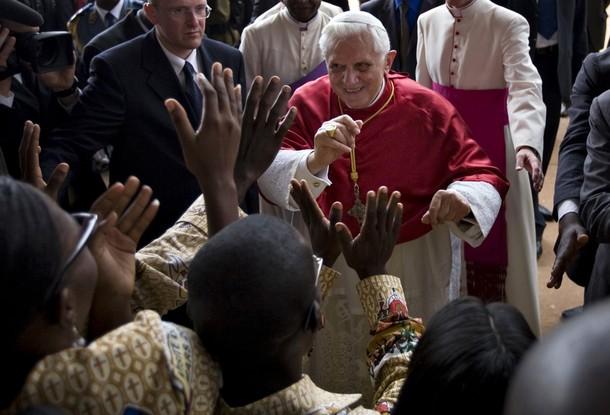 итоги поездки Папы в Африку