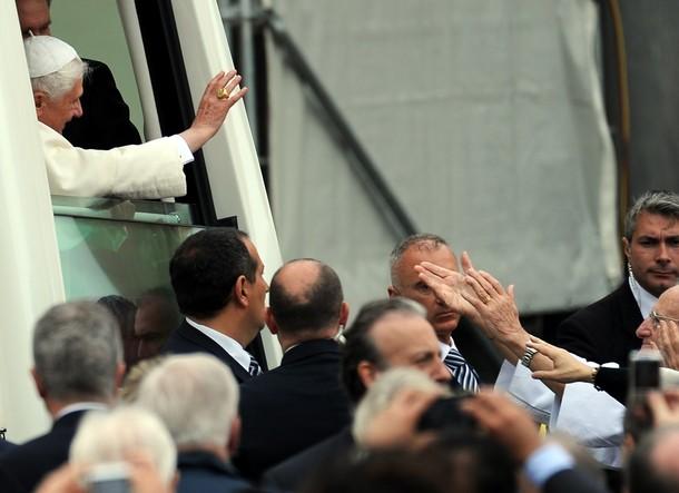 Папа принял на аудиенции бельгийских епископов