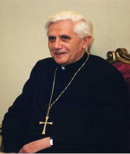 Кардинал Ратцингер