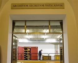 Секретный архив Ватикана