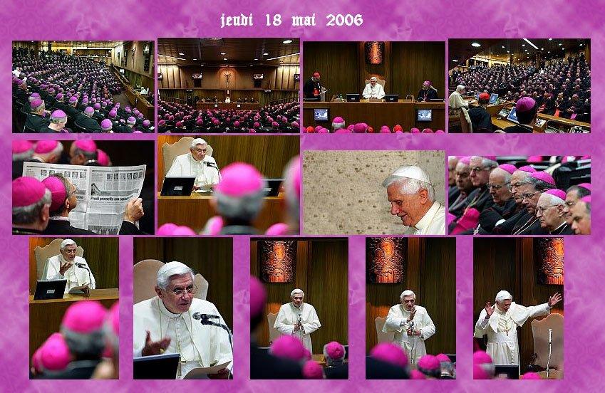 Святейший Отец Бенедикт XVI направил специальное Послание, адресованное участникам симпозиума